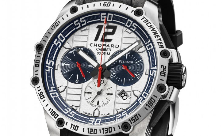 Chopard Superfast Chrono 919 Jacky Ickx edition - 2015