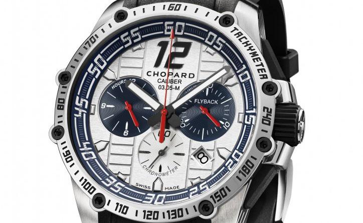 Chopard Superfast Chrono 919 Jacky Ickx edition - 2015