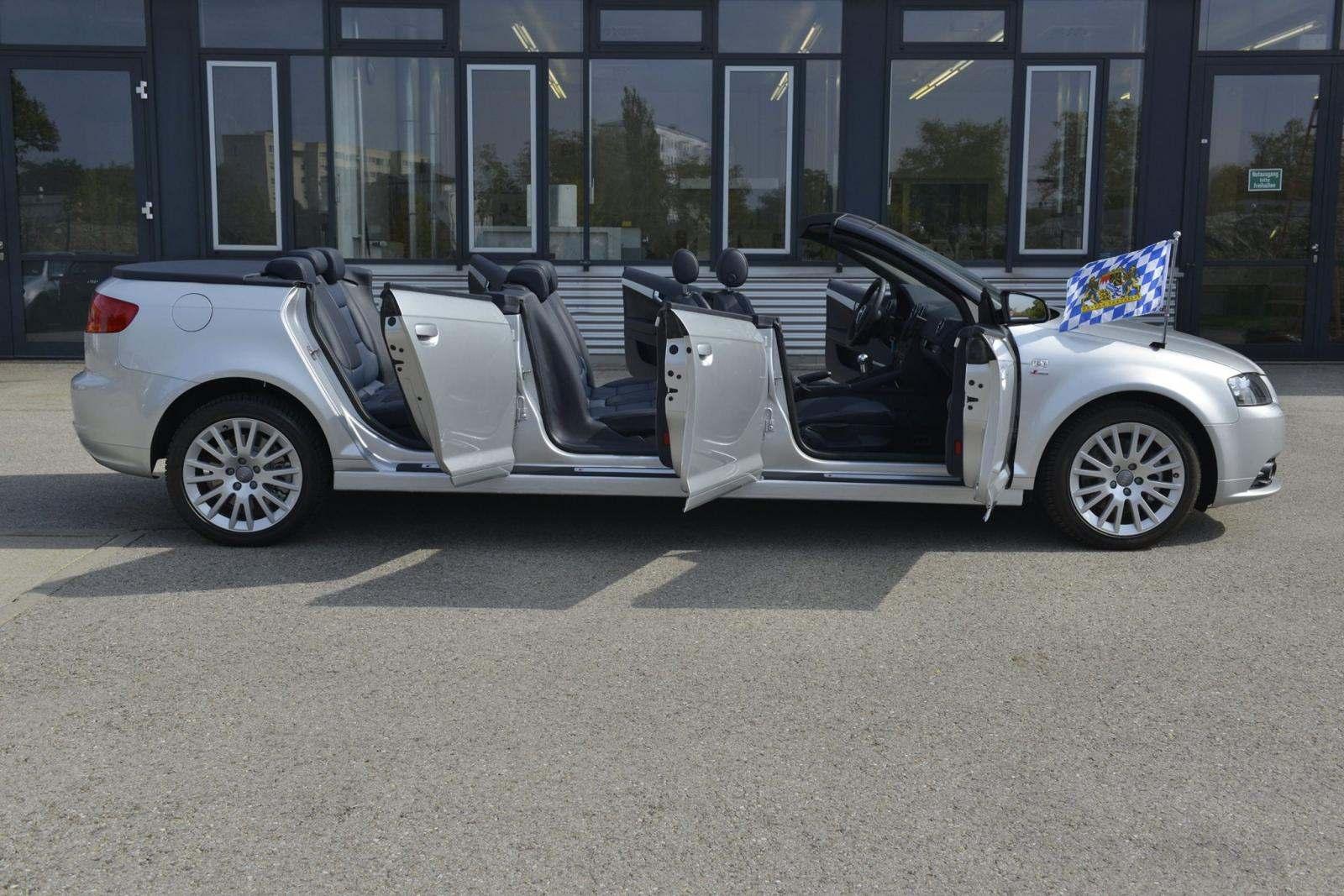 Audi A3 limousine cab'