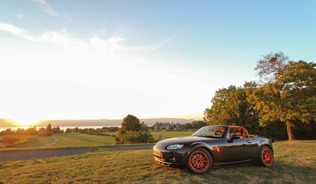 Mazda MX5 NC 2007 BBR Super 200