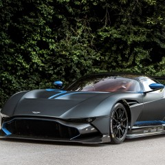 "Aston Martin ""Vulcanise"" Pebble Beach…"