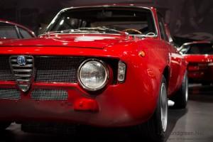 Musée Alfa Romeo d'Arèse