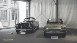 Chantilly Arts & Élégance 2015 : Vente Bonhams - Maserati Mexico 4,7 litres coupé