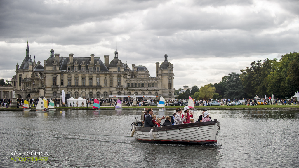 Chantilly Arts & Élégance 2015