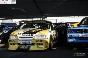 43ème AvD Oldtimer Grand Prix 2015 : Les paddocks...
