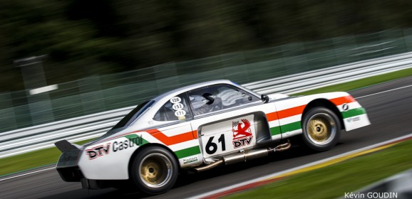 Spa Six Hours 2015 : Historic Sports Car Club