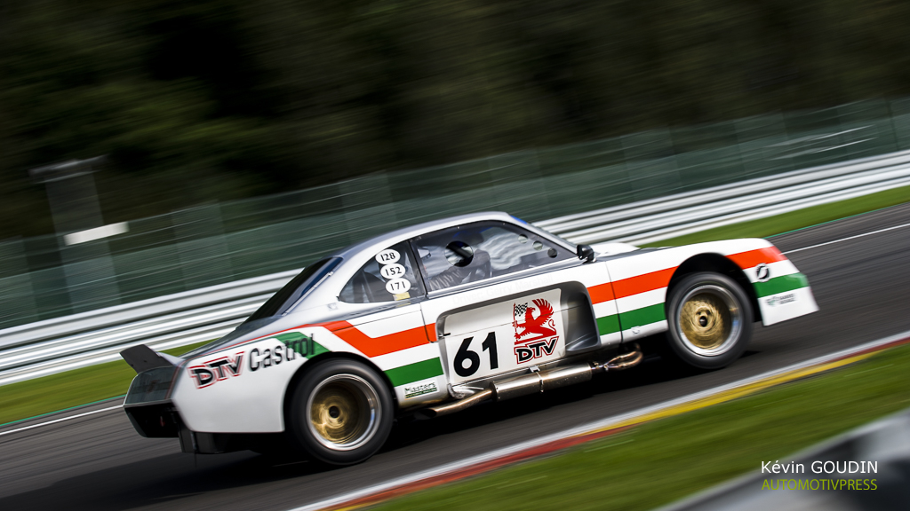 Spa Six Hours 2015 - Historic Sports Car Club