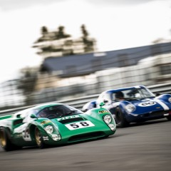 Spa Six Hours 2015 : FIA Masters Historic Sports Car Championship