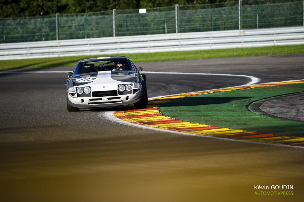Spa Six Hours 2015 - FIA Masters Historic Sports Car Championship