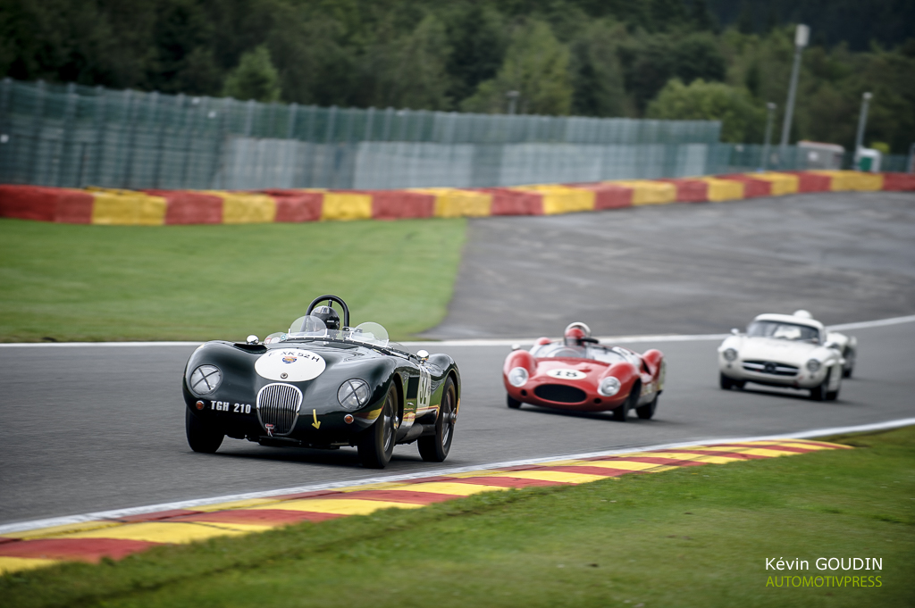 Spa Six Hours 2015 -  Woodcote Trophy & Stirling Moss Trophy
