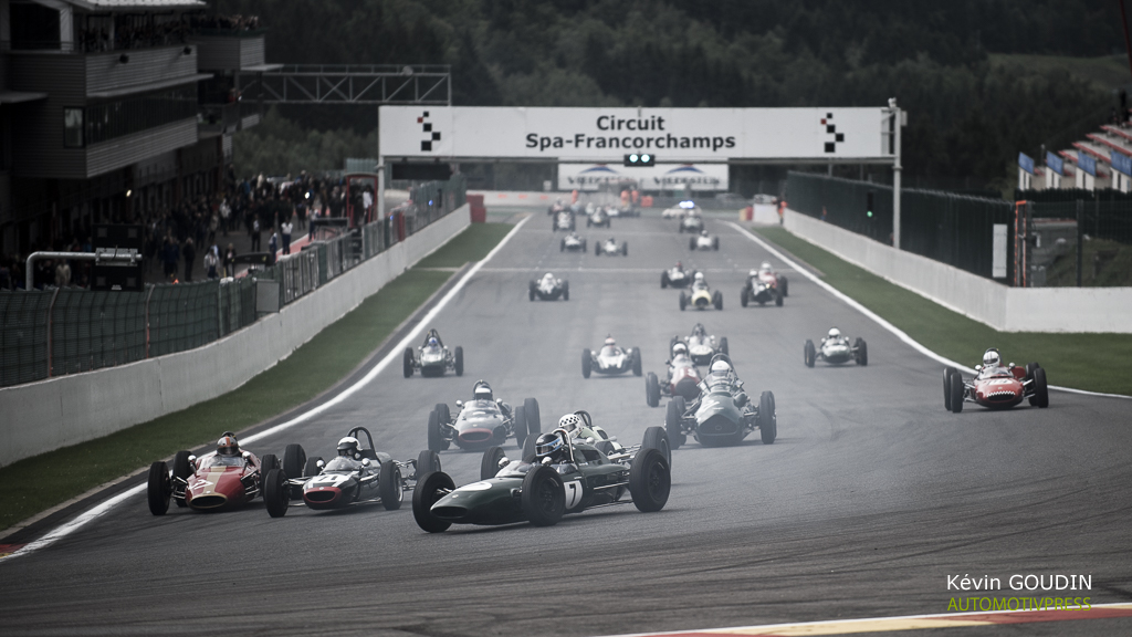 Spa Six Hours 2015 - HGCPA