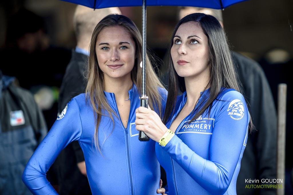 Spa Six Hours 2015 - Grid Girls