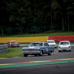 Spa Six Hours 2015 : Masters Pre-66 Touring Cars Championship & U2TC