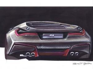 BMW McLaren supercar 2019