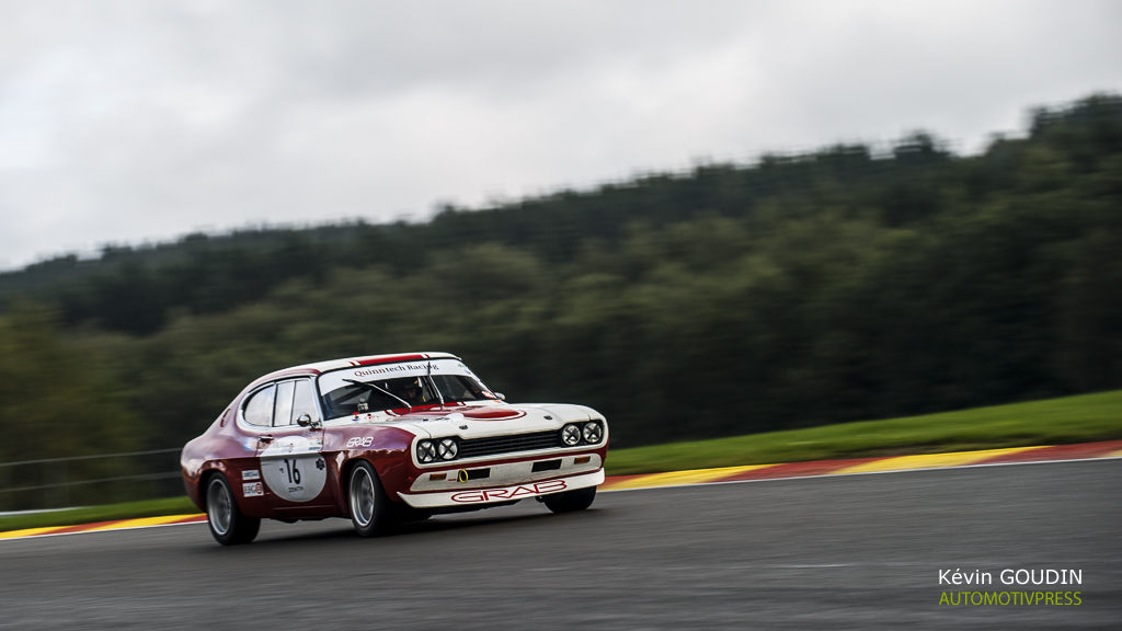 Spa Six Hours 2015 - Masters 70s Celebration & DRM