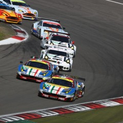 FIA WEC 6 heures du Nürburgring : GTE, Porsche encore