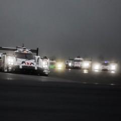 FIA WEC 6 heures du Nürburgring : LMP1, Porsche Team comme à la parade