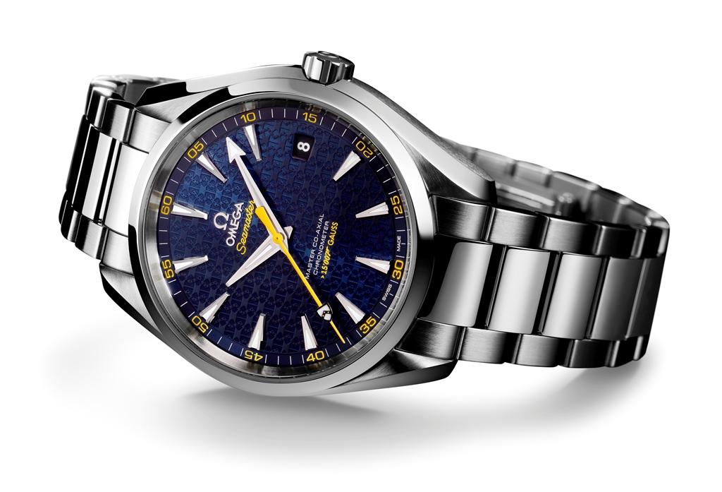 2015 Omega Seamaster Aqua Terra