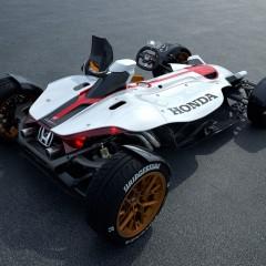 Salon de Francfort 2015 : Honda Project 2&4 !
