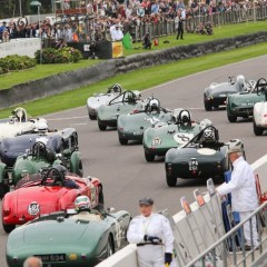 Goodwood Revival 2015 : Freddie March Trophy