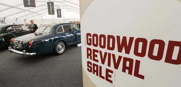 Goodwood Revival 2015 : La vente Bonhams