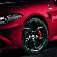 Salon de Francfort 2015 : Alfa Romeo Giulia QV, la M3 italienne…