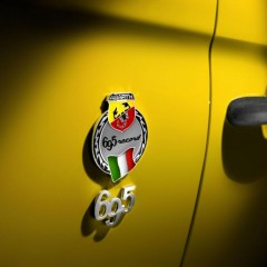 Salon de Francfort 2015 : Abarth 695 Biposto Record, petite supercar…