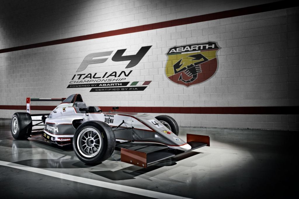 "Formule 4 ""Powered by Abarth"""