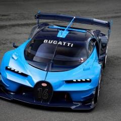 Salon de Francfort 2015 : Bugatti Vision Gran Turismo… effrayante ?