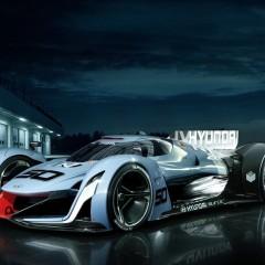 Salon de Francfort 2015 : Hyundai N 2025 Vision Gran Turismo
