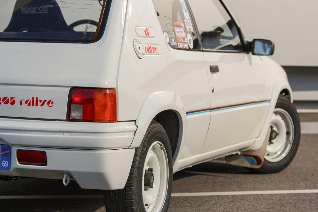 Peugeot 205 Rallye 1989
