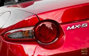Mazda MX-5 1,5L SkyActiv-G (ND) Mk4