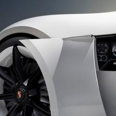 Salon de Francfort 2015 : Porsche Concept Mission E
