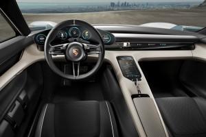 Porsche Concept Mission E