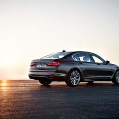 Salon de Francfort 2015 : BMW Série 7, l'autre limousine…