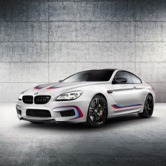 Salon de Francfort 2015 : BMW M6 Competition Edition