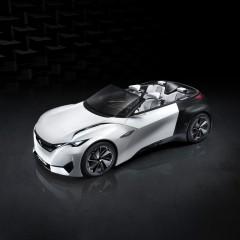 Peugeot Fractal Concept : Roadster électrique urbain… même pas en rêve