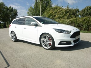 Ford Focus ST SW TDCi