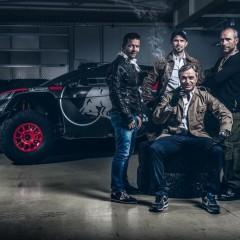 Sébastien Loeb en Rallye Raid avec Peugeot !