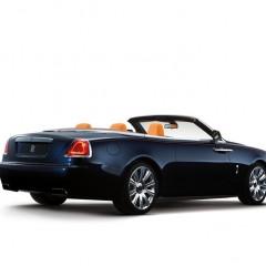 Salon de Francfort 2015 : Rolls-Royce Dawn, ne l'appelez pas Wraith cabriolet !