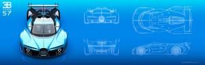 Bugatti Type 57 GT Concept - Alex Imnadze