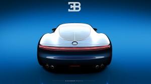 Bugatti Vision GT Type 6 Concept - Alex Imnadze