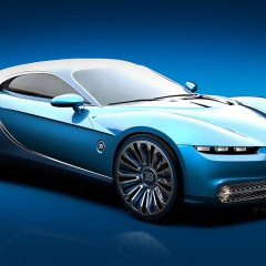 Bugatti Type 57 GT et Vision GT Type 6 par Alex Imnadze