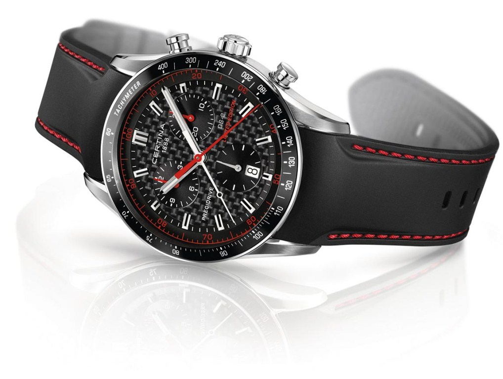 Certina DS-2 Sauber F1 Team Limited Edition