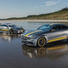 Mercedes C63 AMG Coupé : Édition 1 pour son lancement à Francfort !