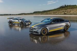 Mercedes C63 AMG Coupé : Édition 1