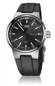 Oris Williams Day Date