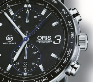 Oris WilliamsF1 Team 600th race limited edition