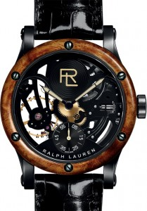Ralph Lauren RL Automotive Squelette