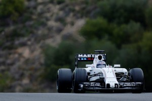 Williams F1 FW37